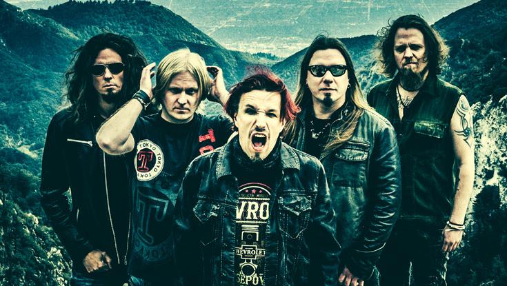 Finlandeses tem 10 shows confirmados apenas no Brasil – foto: divulgação