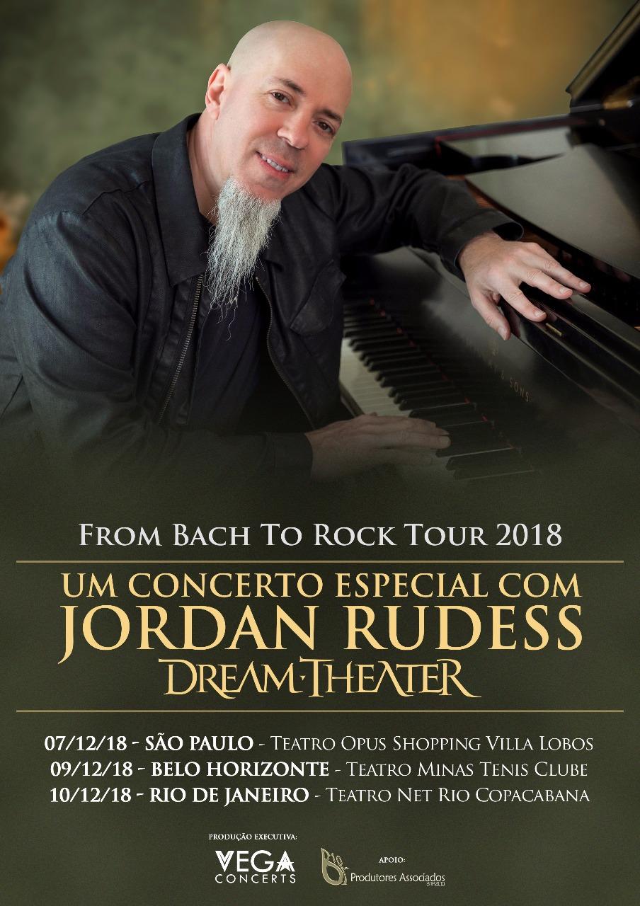 O concerto solo de Rudess viaja em sua fascinante jornada musical – como um  jovem prodígio do piano 80f7f94395f06